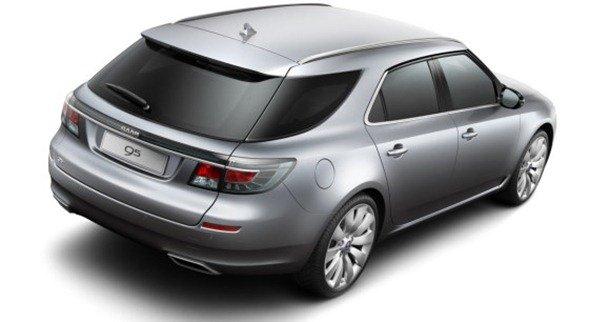 Saab 9-5 Wagon estará em Genebra