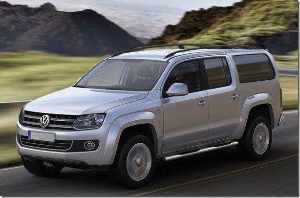 Volkswagen sabe que precisa de um SUV médio