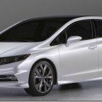 Conceitos adiantam nova geração do Honda Civic
