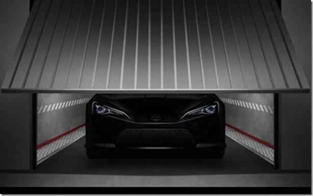 Toyota divulga teaser de novo coupé desenvolvido em conjunto com a Subaru