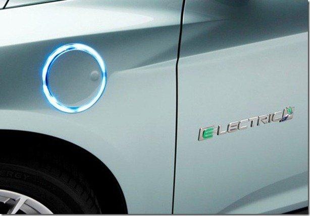 Ford divulga teaser do Focus elétrico