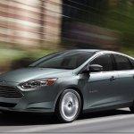 Ford Focus elétrico é mostrado oficialmente