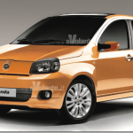 Nova geração do Fiat Panda estará em Frankfurt