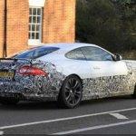Flagra: Jaguar XK-R 2012