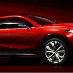 Mazda Minagi adiantará o futuro CX-5 em Genebra