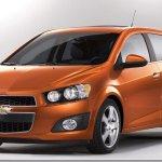 Chevrolet Sonic – Aveo muda de nome nos EUA