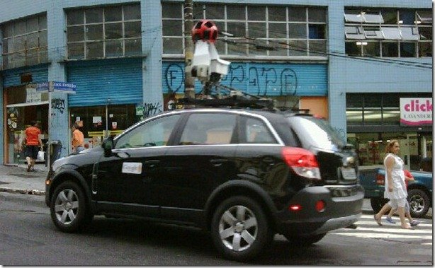 Google inicia nova fase do Street View no Brasil