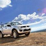 Mitsubishi L200 Triton 2012 chega partindo de R$ 104.690