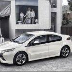 Opel divulga fotos oficiais do híbrido Ampera, versão europeia do Volt