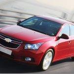 Chevrolet Cruze hatch é revelado