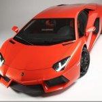 Mais imagens do Lamborghini Aventador