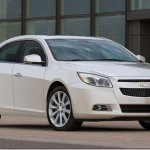 O Chevrolet Malibu 2012 seria assim?