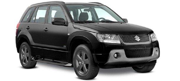 Suzuki Vitara ganha série Limited Edition