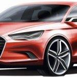 Audi A3 Concept: sedã antecipa as linhas da nova geração do modelo