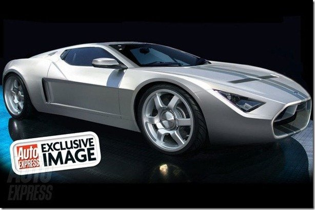 Ford GT pode ganhar uma nova geração