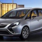 Opel Zafira Tourer Concept tem mais imagens divulgadas