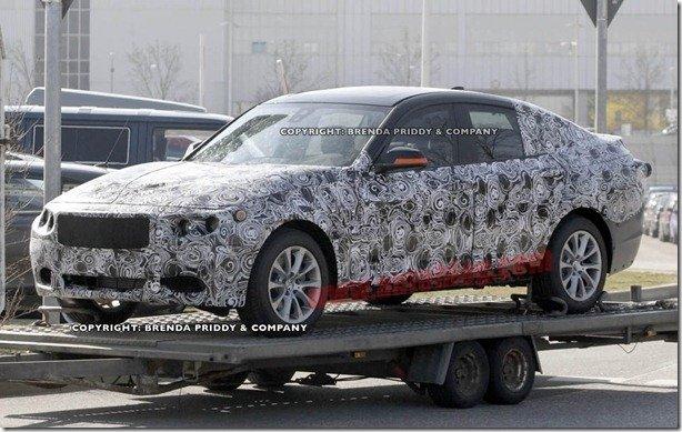 BMW mostra teaser do novo Série 3 e sua versão GT é flagrada