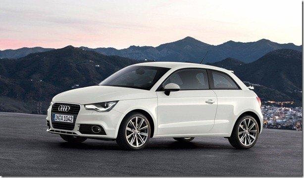 Audi A1, com vendas altas, tem fila de espera de três meses