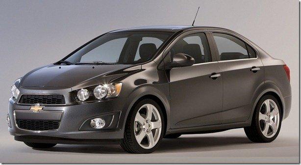Chevrolet Aveo tem venda no Brasil confirmada