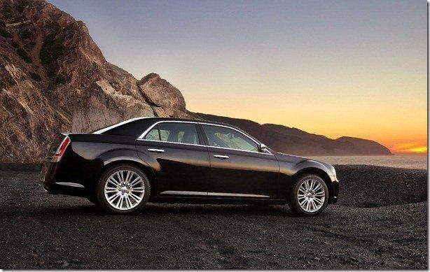 Chrysler 300 chegará ao Brasil em agosto deste ano, diz revista