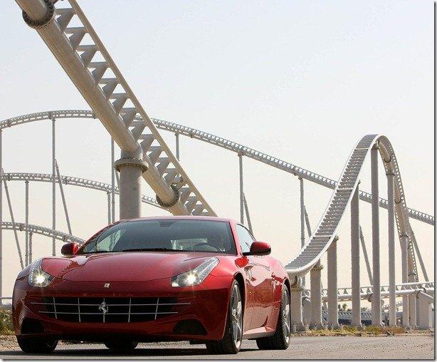 Ferrari e Lamborghini confirmam FF e Aventador no Brasil no segundo semestre