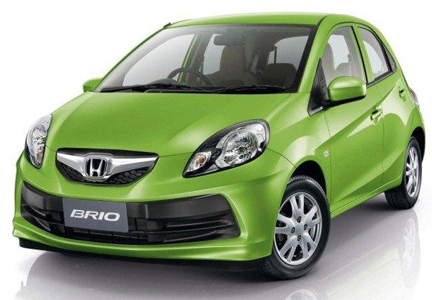 Honda Brio é lançado na Tailândia pelo equivalente a R$ 22.250
