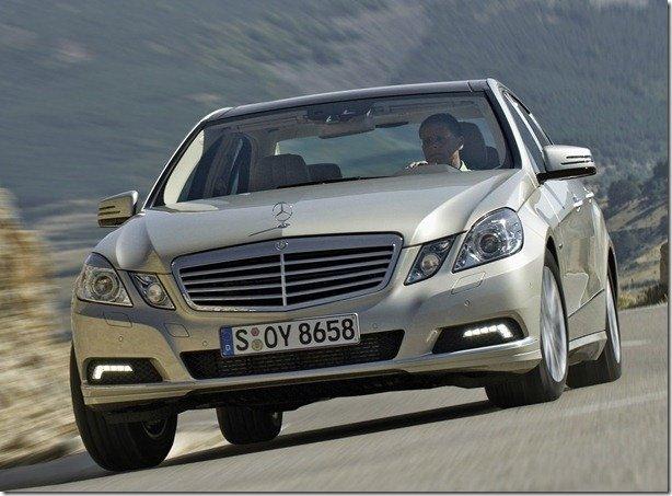Mercedes-Benz Classe E ganha versões mais acessíveis no país