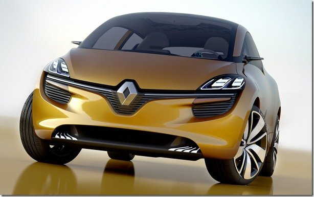 Renault mostra R-Space Concept
