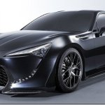 Toyota apresenta o FT-86 II Concept