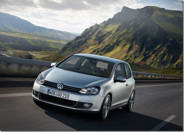 Lista dos carros mais vendidos na Europa em 2010 é divulgada
