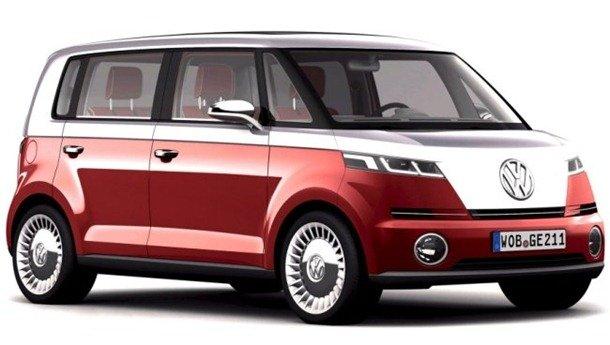 Volkswagen se inspira na Kombi para criar o conceito Bulli