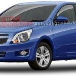 Blog atualiza projeção do Chevrolet Cobalt
