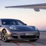 Porsche Panamera Turbo S: o mais potente