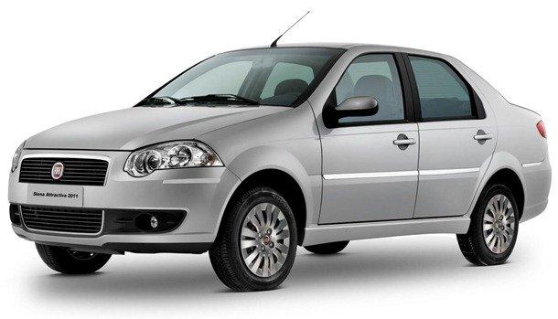 Fiat Siena Attractive sai de linha com apenas 9 meses de mercado