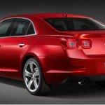 Oficial: Chevrolet Malibu 2012