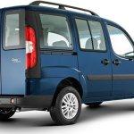 Fiat lança oficialmente a linha 2012 do Doblò