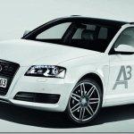 Audi apresenta o elétrico A3 E-Tron