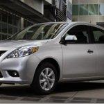 Nissan Versa (Tiida) Sedan 2012 é apresentado em Nova York