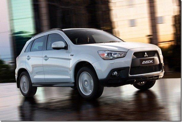 Mitsubishi anuncia investimentos no país; ASX será feito aqui em 2012