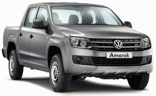 Mais fraca, versão básica da Amarok chega por R$ 88.990