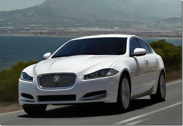 Jaguar XJ 2012 é renovado