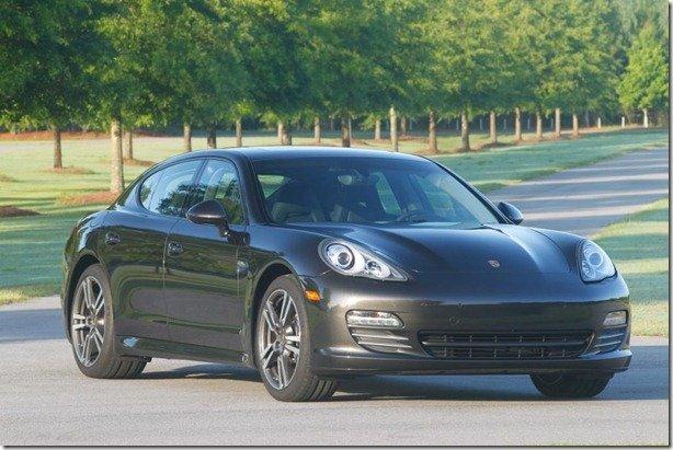 Porsche Panamera: chegou, viu e venceu