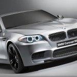 BMW M5 Concept é revelado pela BMW