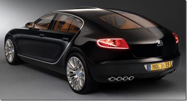 Bugatti tem autorização para produzir o 16C Galibier
