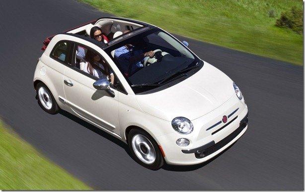 Fiat 500C mexicano será exibido em Nova York