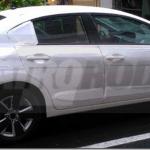 Novo Honda Civic é flagrado em testes no Brasil