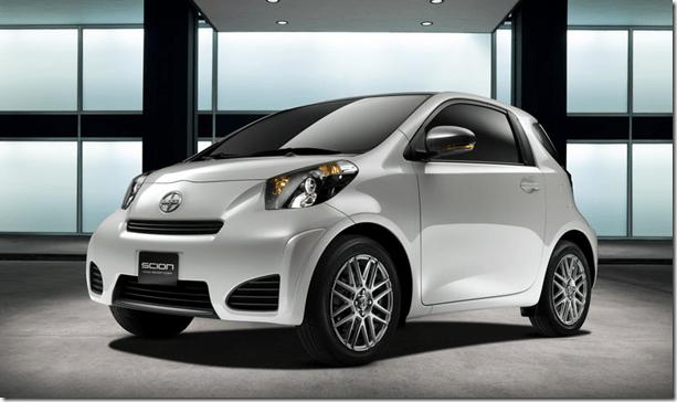 Segundo a Toyota, falta de peças pode atrasar o lançamento do Scion iQ
