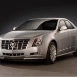 Cadillac CTS ganha alterações estéticas e mais potência para a linha 2012