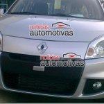 Renault Sandero reestilizado será apresentado nos dias 9 e 10 de maio