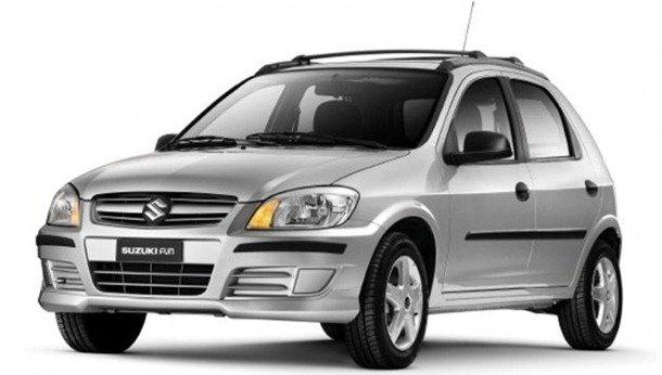 Chevrolet Celta substitui o Suzuki Fun na Argentina